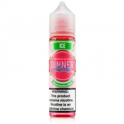 Dinner Lady Water Melon Slices E-Likit 60ml
