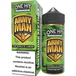 One Hit Wonder Army Man E-Likit 100ml