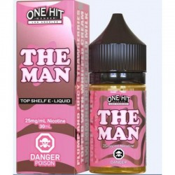 One Hit Wonder The Man Salt Likit 30ml