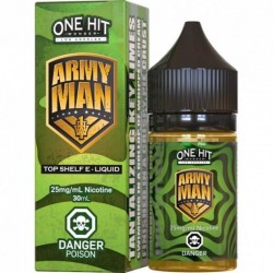 One Hit Wonder Army Man Salt Likit 30ml