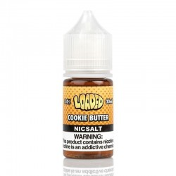 Loaded Cookie Butter Salt Likit 30ml